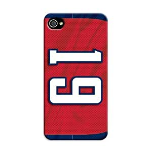 New Fashion Case Awesome Hockey Nhl Washington alNpACG8gnn Capitals Iphone 4/4S case covers