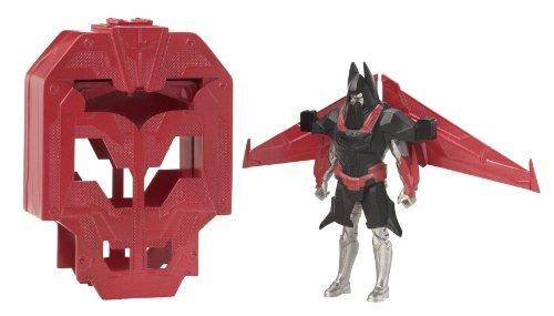 Dark Bat Attack Knight (Batman The Dark Knight Rises QuickTek Air Attack Batman Figure)
