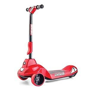 Ninco - Ninco Wheels Scooter Patinete Rojo (NH33017): Amazon ...