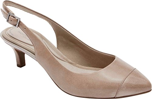 Khaki Kalila New Rockport Women's V Shoes Sling fqp1cg6
