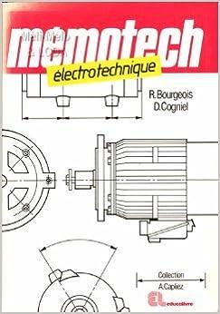 livre memotech electronique