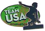 Rio de Janeiro 2016 Olympics Gymnastics Double Pin