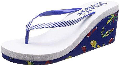キャスト天才枕[オーシャンパシフィック] オーシャンパシフィックレディースサンダル ビーチサンダル カジュアルサンダル アウトドアサンダル トングサンダル 528933