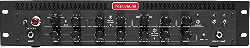 Positive Grid BIAS Rack Amp Match Rackmount Preamplifier