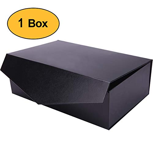 Box High Storage Gloss (PACKHOME Large Gift Box (13.9