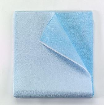 (Clinical Health Services, Inc. Disposable Tissue/Poly Flat Stretcher Sheets, 40