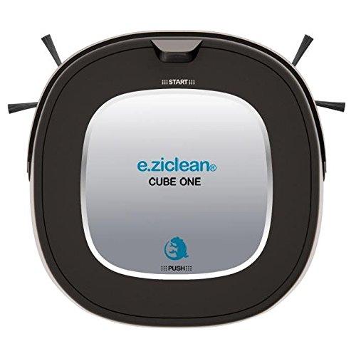 E.ZICLEAN CUBE ONE Aspirateur robot ? 55 dB - Noir: Amazon.es: Hogar