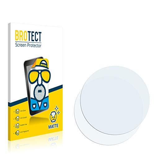 BROTECT 2X Entspiegelungs-Schutzfolie kompatibel mit Holalei Fitness Tracker 1.3″ Displayschutz-Folie Matt, Anti-Reflex, Anti-Fingerprint