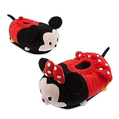 chaussons tsum tsum minnie mouse pour adultes s disney