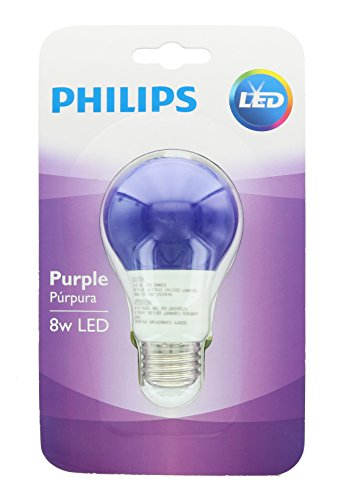Purple Led Light Bulbs - 7