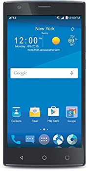 ZTE ZMax2 No Contract Phone - Carrier Packaging (AT&T)