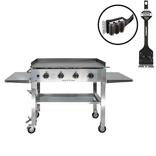 Blackstone 36 Quot Stainless Steel Griddle Cooking Station W