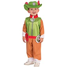 Rubie's Costume Paw Patrol Tracker Puppy Costume, Multicolor, Small