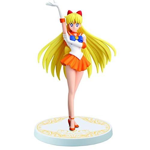 Banpresto Sailor Moon Girls Memory Series Sailor Venus Figure from JAPAN NEW