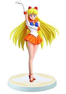 Banpresto Sailor Moon Girls Memory Figure Series 6.3-Inch Sailor Venus Figure