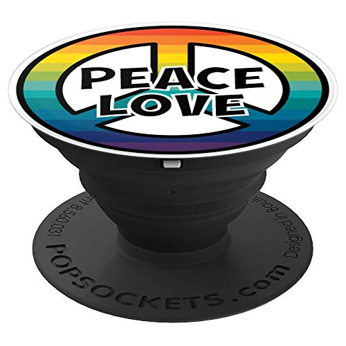 PEACE SIGN LOVE Shirt 60s 70s Tie Dye