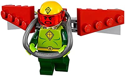 LEGO Batman Movie - Kite Man Minifigure 2017