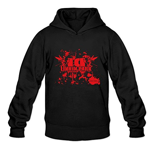 Linkin Park Hybrid Theory In The End Sweatshirts Men Black