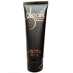 Gleam By Melanie Mills Body Radiance, Light Gold FGT-001b, 1 Ounce