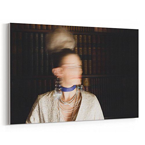 Westlake Art - Jewelry Anxiety - 16x24 Canvas Print Wall Art - Canvas Stretched Gallery Wrap Modern Picture Photography Artwork - Ready to Hang 16x24 Inch (Marie Antoinette Stock)