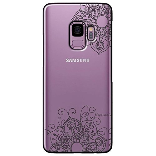 Capa Personalizada Samsung Galaxy S9 G960 - Mandala - TP255