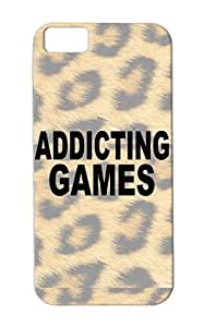 Addicting Games Black For Iphone 5c Pc Gaming Video Game Games Addicting Gaming Free Geek Online Gamer Cover Case