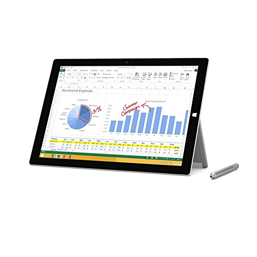 1.7 System Ghz (Microsoft Surface Pro, i5-4300u, 64 GB, Touchscreen(Certified Refurbished))