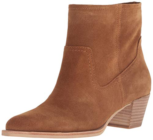 Dolce Vita Women's KODI Ankle Boot Saddle Suede 8.5 M US