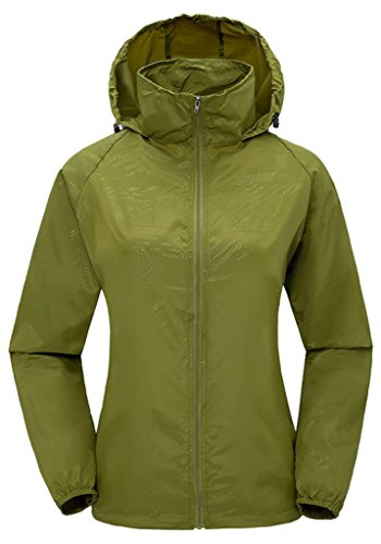 ZSHOW Womens Lightweight Windbreaker Protect product image