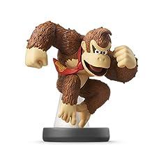 Donkey Kong amiibo - Wii U Super Smash Bros. Series Edition