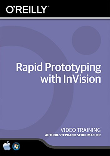 Rapid Prototyping with InVision - Training DVD
