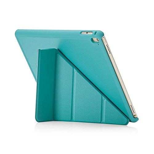 Pipetto Folio Case for Apple iPad Pro 9.7 - Turquoise Lam...
