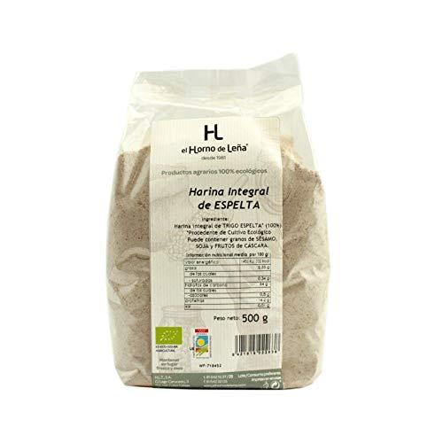 Horno de Leña Harina Integral De Trigo Espelta Eco 1000 g