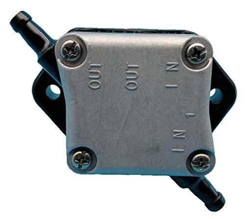 Tuzliufi Replace Fuel Pump Yamaha Outboard F T 30 40 50 60 HP 30HP 40HP 50HP 60HP F30 F40 F50 F60 T50 T60 4 stroke Engine 6C5-24410-00 2005 2006 2007 2008 2009 2010 2011 2012 New Z247