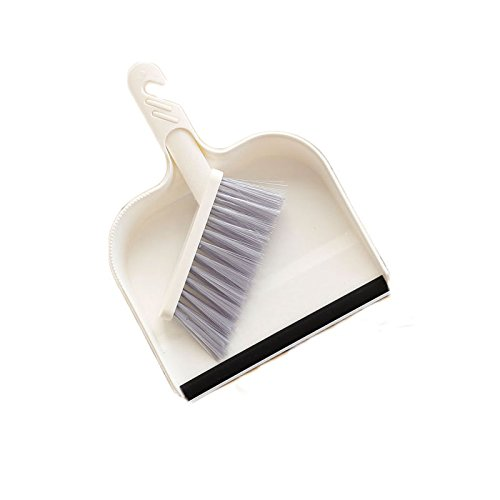 EQLEF® Mini Staub-Wanne mit Handfeger Set Tabelle Desktop-Reinigungs-Tools