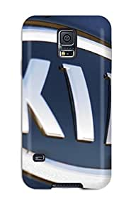 New Kia Logos Tpu Case Cover, Anti-scratch XyZxAwi14210EZqAB Phone Case For Galaxy S5