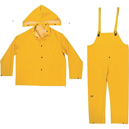 3-Piece Rainsuit (Quality Rainsuit)