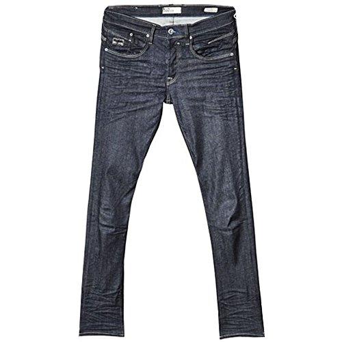 HJ Hall HJ 2015Harvey Super Stretch slim pour homme Voi Jeans conique Fit RAW Denim Jeans