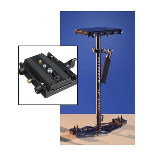Glidecam hd-4000スタビライザーシステムバンドル。値キットwith Accessories # glhd4   B00CSGOSKC