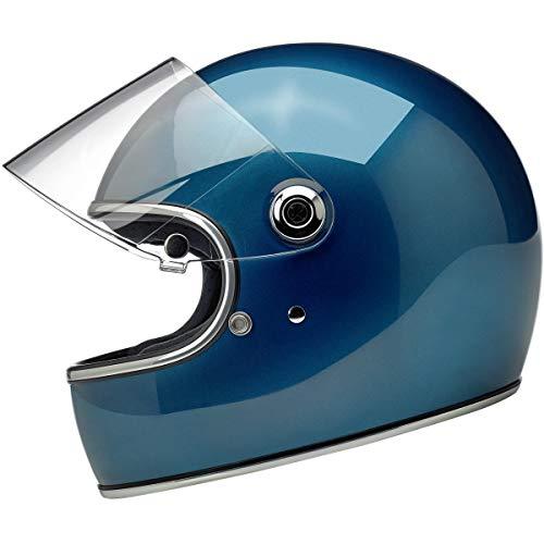 Biltwell Gringo S - DOT/ECE Helmet - Pacific Blue - ()