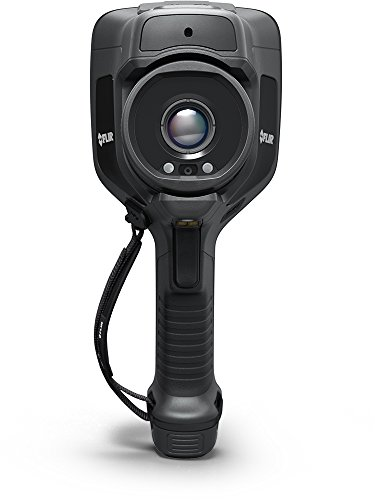 FLIR E53-24 Advanced Thermal Camera with 240 x 180 IR Resolution, Meterlink Ready, MSX Image Enhancement and 24 Degree Lens