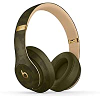 Beats Studio3 MWUH2LL/A Wireless Over-Ear Noise Cancelling Headphones (Forest Green)