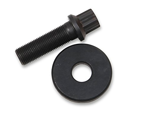 Earls Plumbing DBT-005ERL Harmonic Balancer Bolt; 180000 PSI;4135ChromeMoly;5/8 in.Wrench Size; w/Thick Washer;For Ford 289-351W/FE/351M-400M/429-460;Except351C;12Point;5/8in.x2.05in.UHL;w/out Logo;