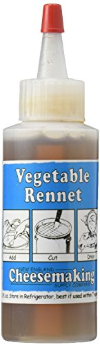 New England Cheesemaking Liquid Vegetable Rennet, 2 oz. (Kosher Goat Cheese compare prices)