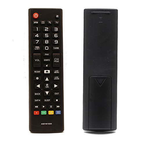 Universal AKB74915305 Replacement Remote Control Compatible