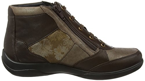 Femme Combi Marron Piccolo 61 Brown Bottines Padders qEw8nCTx