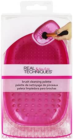 Real Techniques Brush Cleansing Palette, 0.32 Ounce