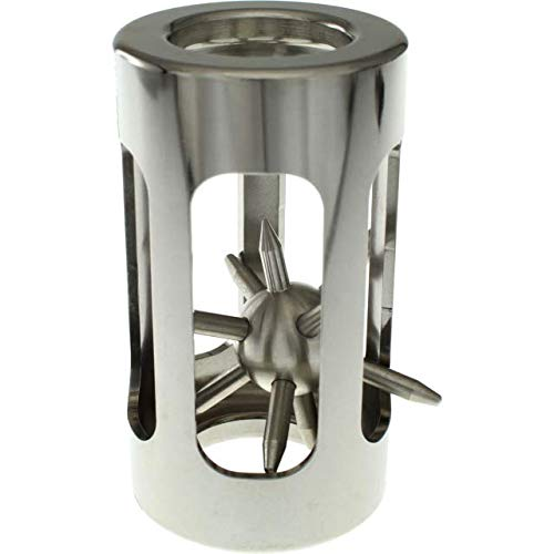 Rademic Puzzles Hedgehog in a cage: Classic Stainless by Rademic Puzzles