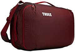 Sleek, versatile and built to last, the Thule Subterra Convertible Carry-On is designed to help you pack and travel efficiently. This unique travel bag easily converts from a shoulder bag to a backpack so you can customize your carry. Easily ...