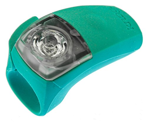 KNOG Boomer USB Rear Taillight, Turquoise For Sale